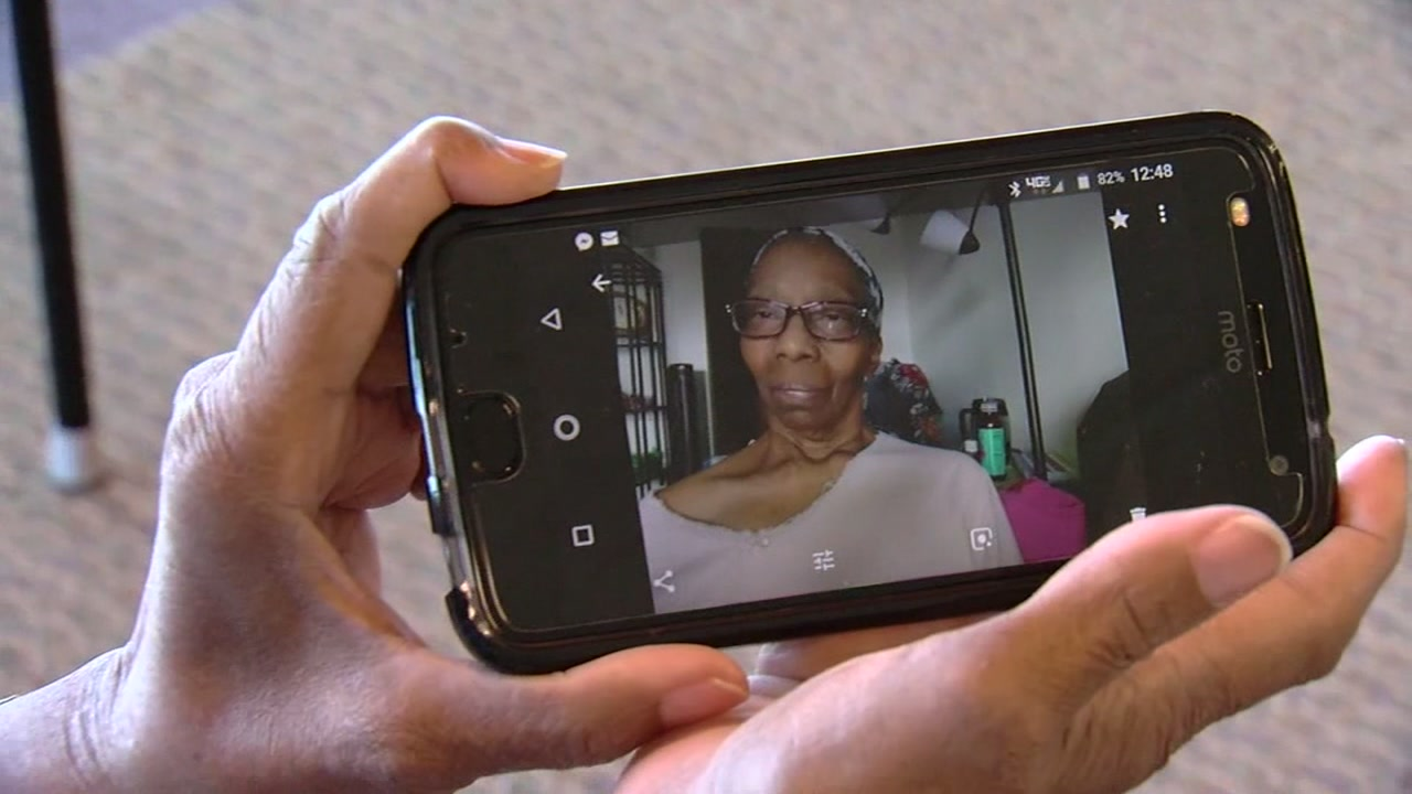 Woman says selfies saved her life and helped her realize she was having a stroke