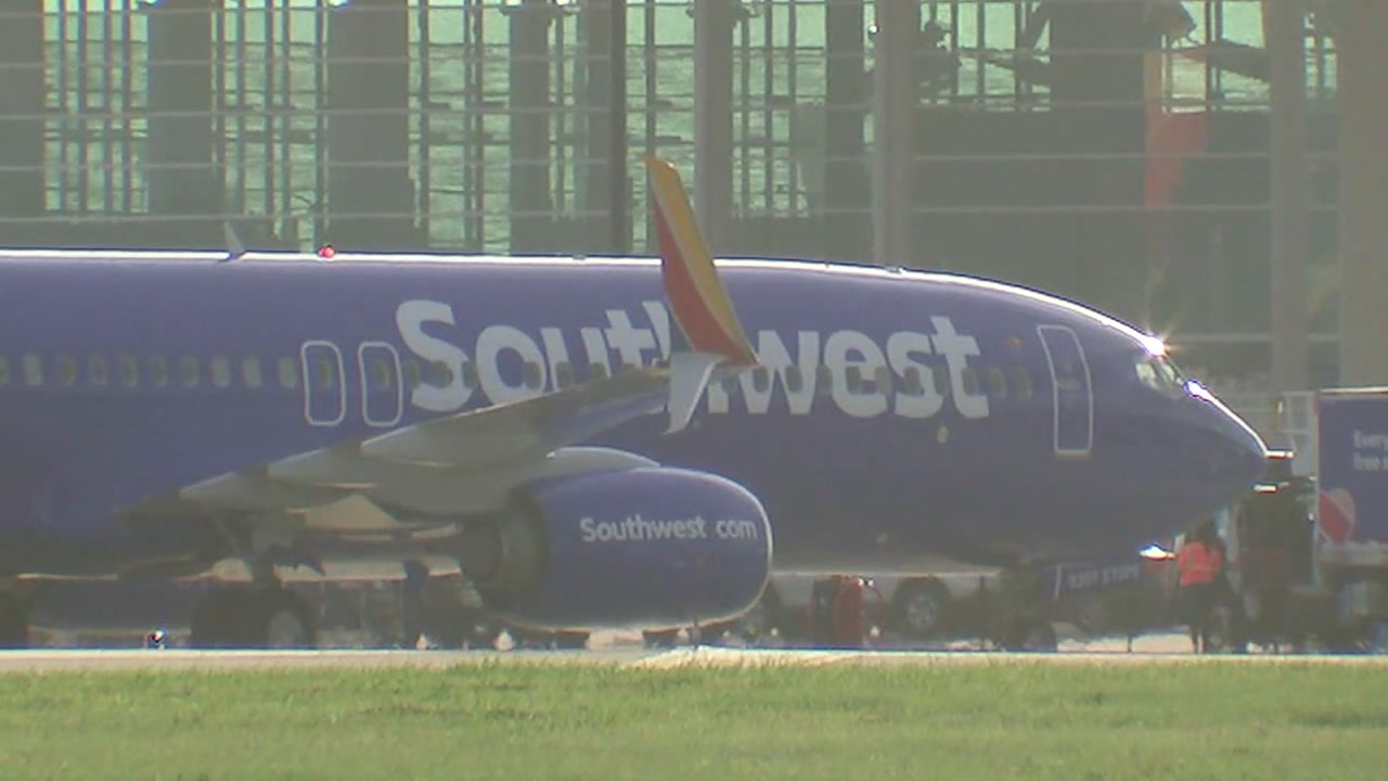 ABC13s Mayra Moreno reports on possible exposure of measles among passengers on Texas-based Southwest Airlines flights.