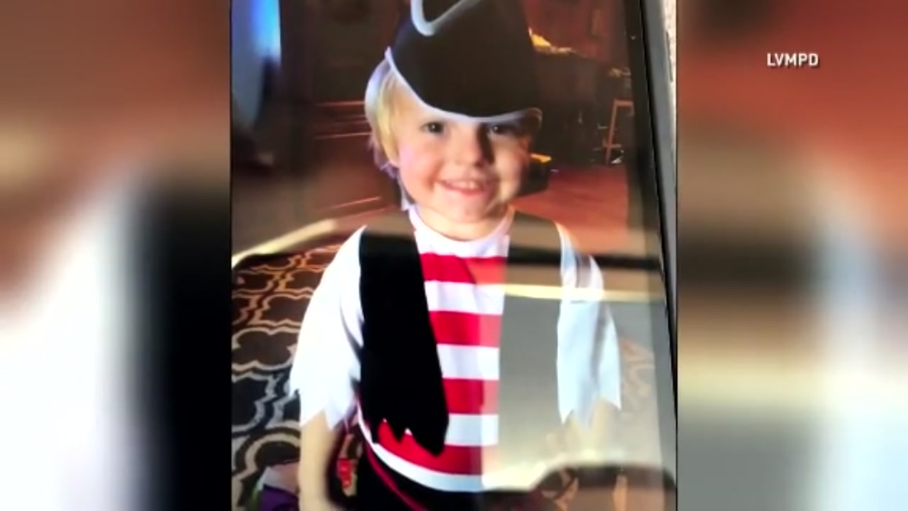 Two charged with murder in death of toddler