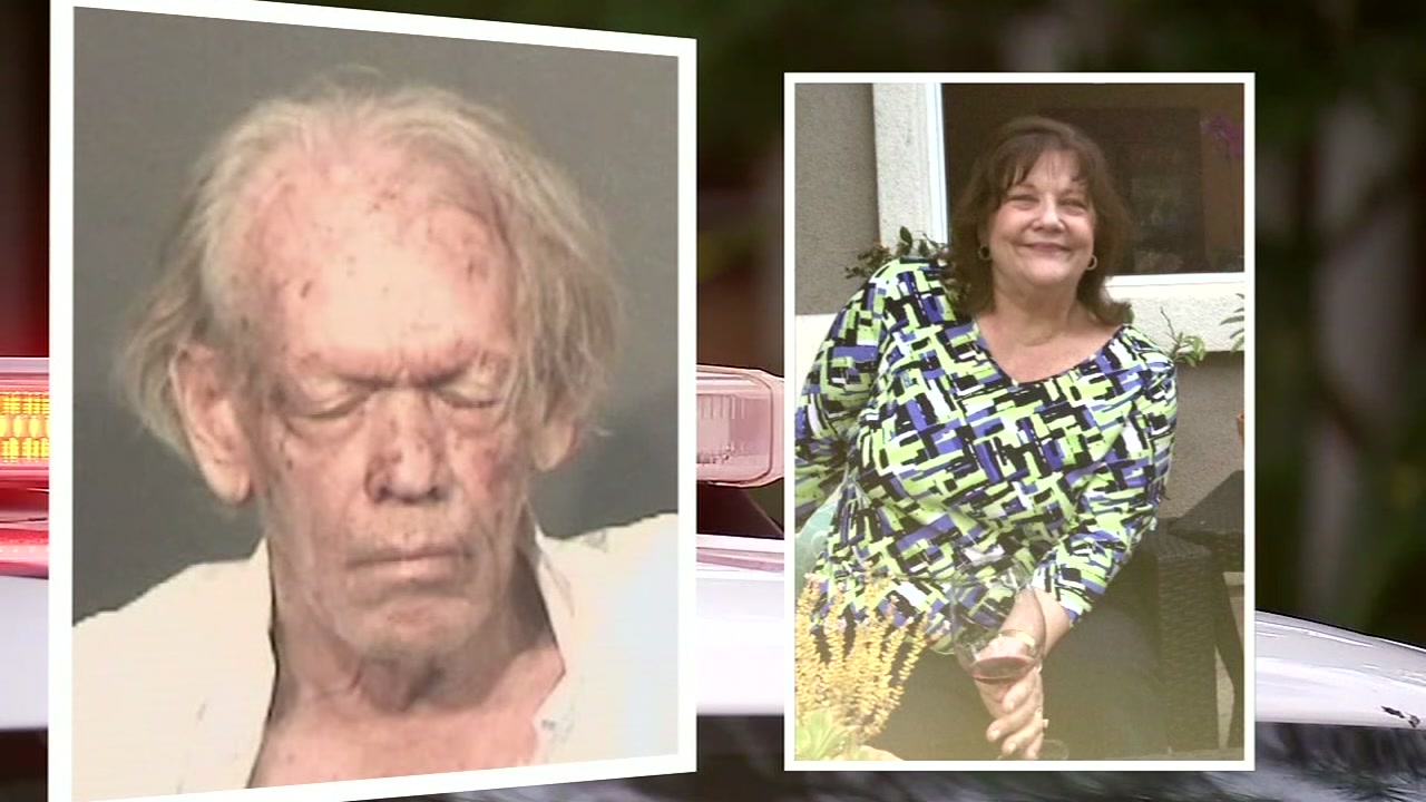 The 80-year-old man in this case was seen covered in blood walking throughout west Houston.