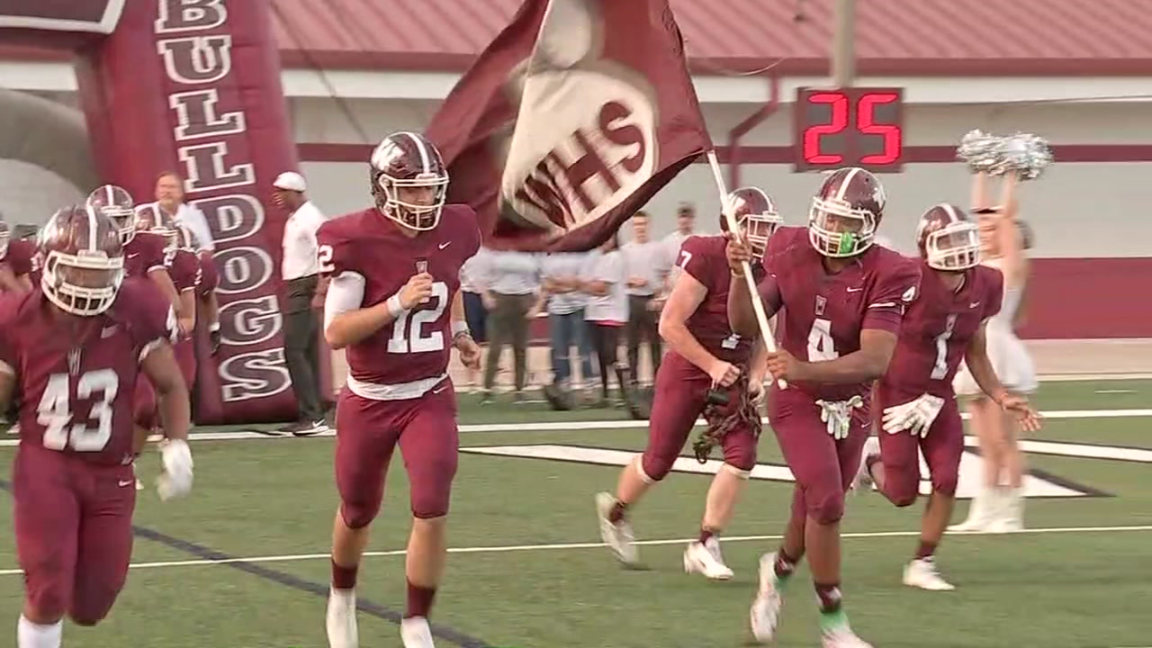 Waller fans were excited by what happened during Fridays Game of the Week!