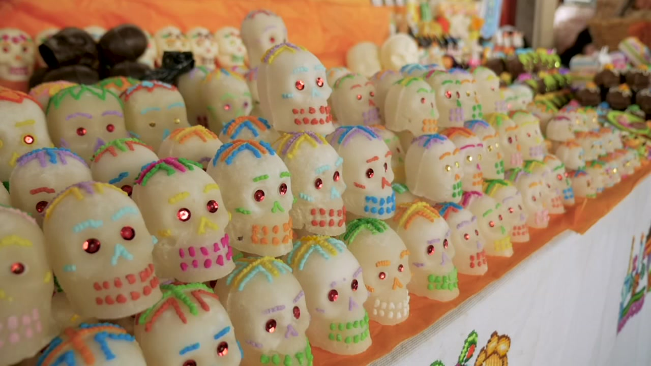 San Antonio hosts Texas biggest Dia de los Muertos festival