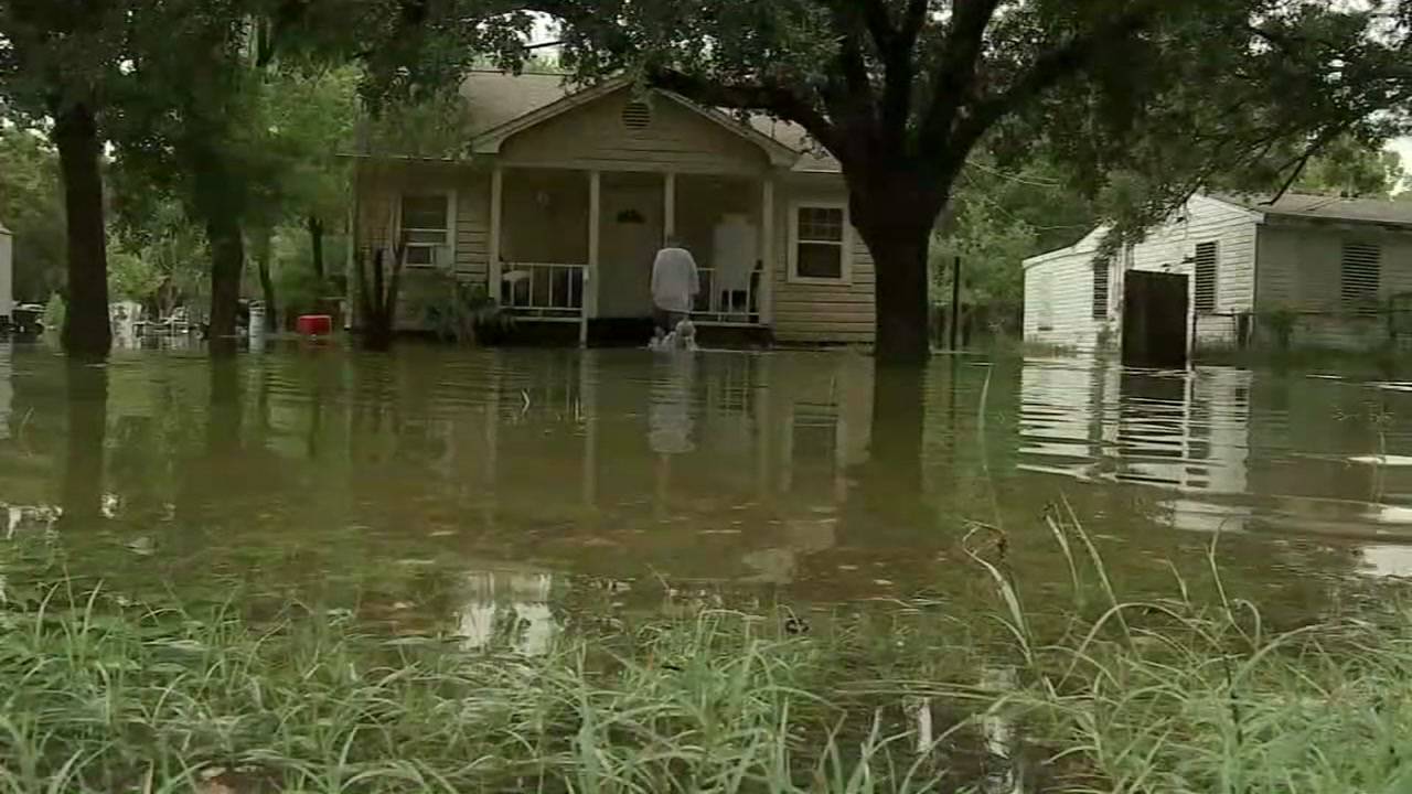 Galveston County prepping for heavy rainfall headed to the area