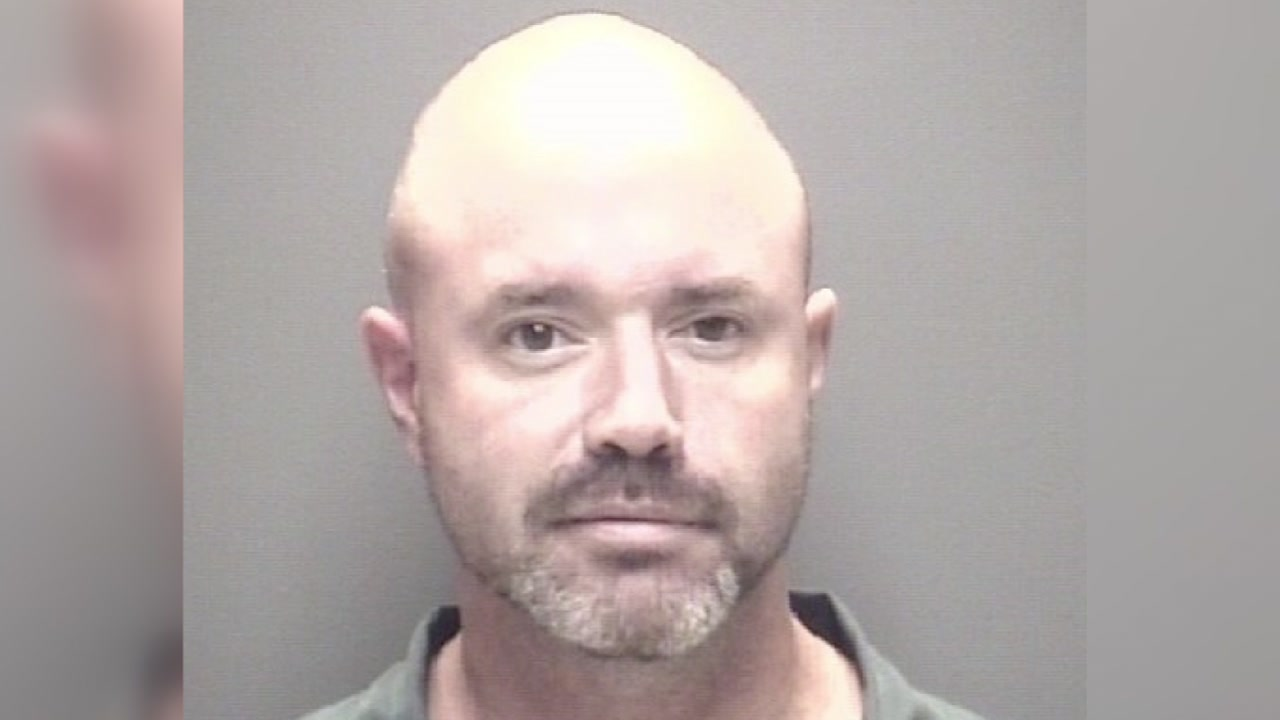 Sheriffs deputies in Galveston County say this man, Jason Jackson, was caught pleasuring himself in front of an 11-year-old girl at a Family Dollar store.