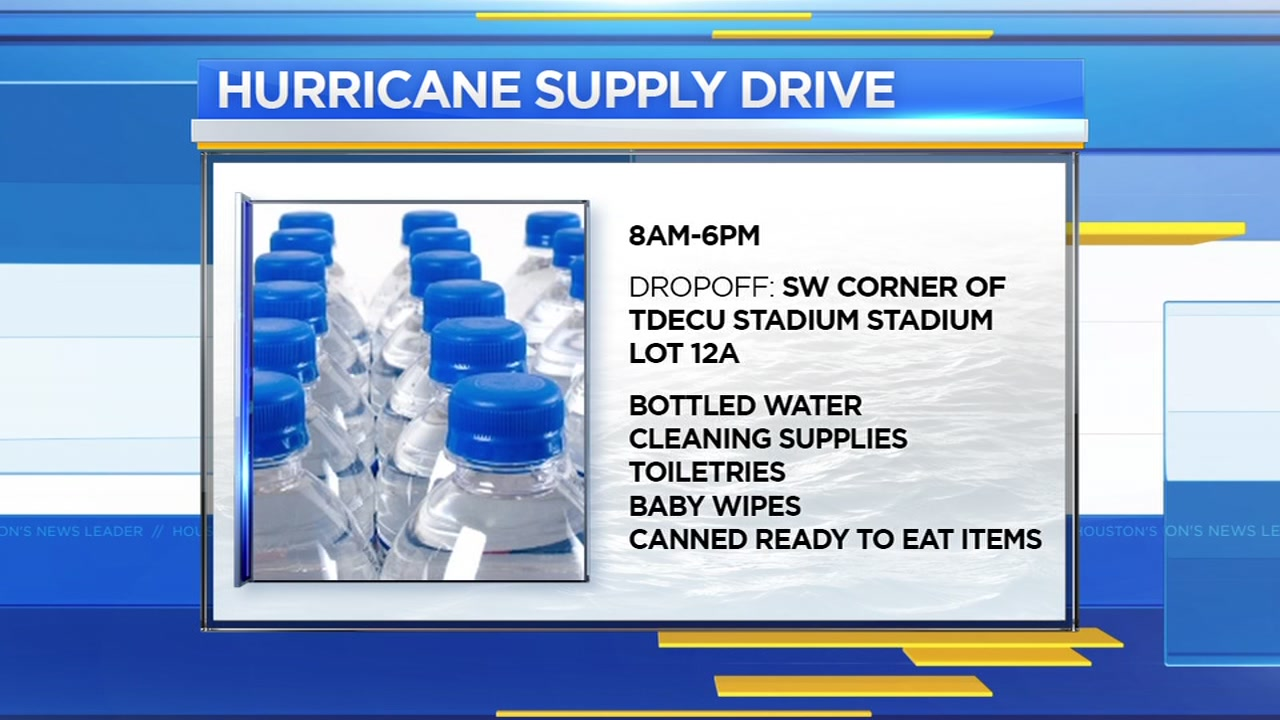 Heres how you can help Hurricane Florence victims.