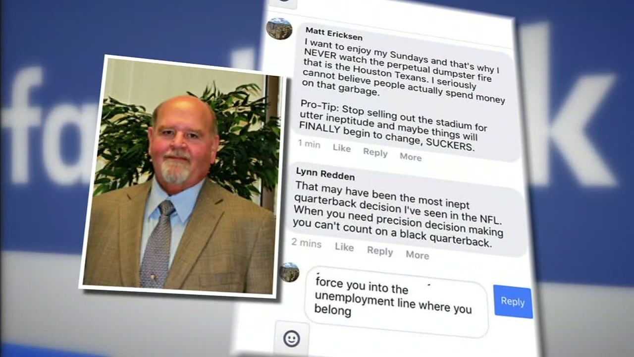 Onalaska ISD superintendent in hot water after posting questioning the abilities of black quarterbacks
