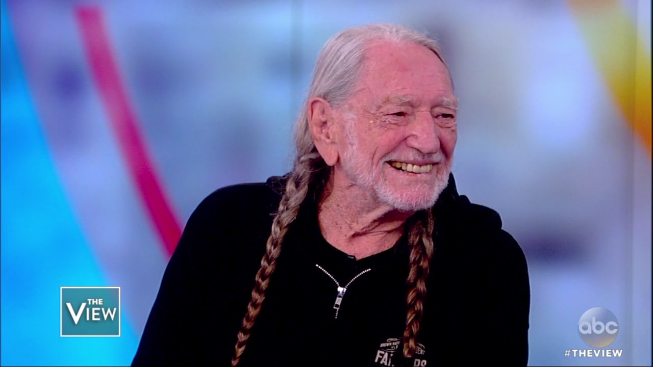 Willie Nelson reacts to the uproar over his support for Beto ORourke