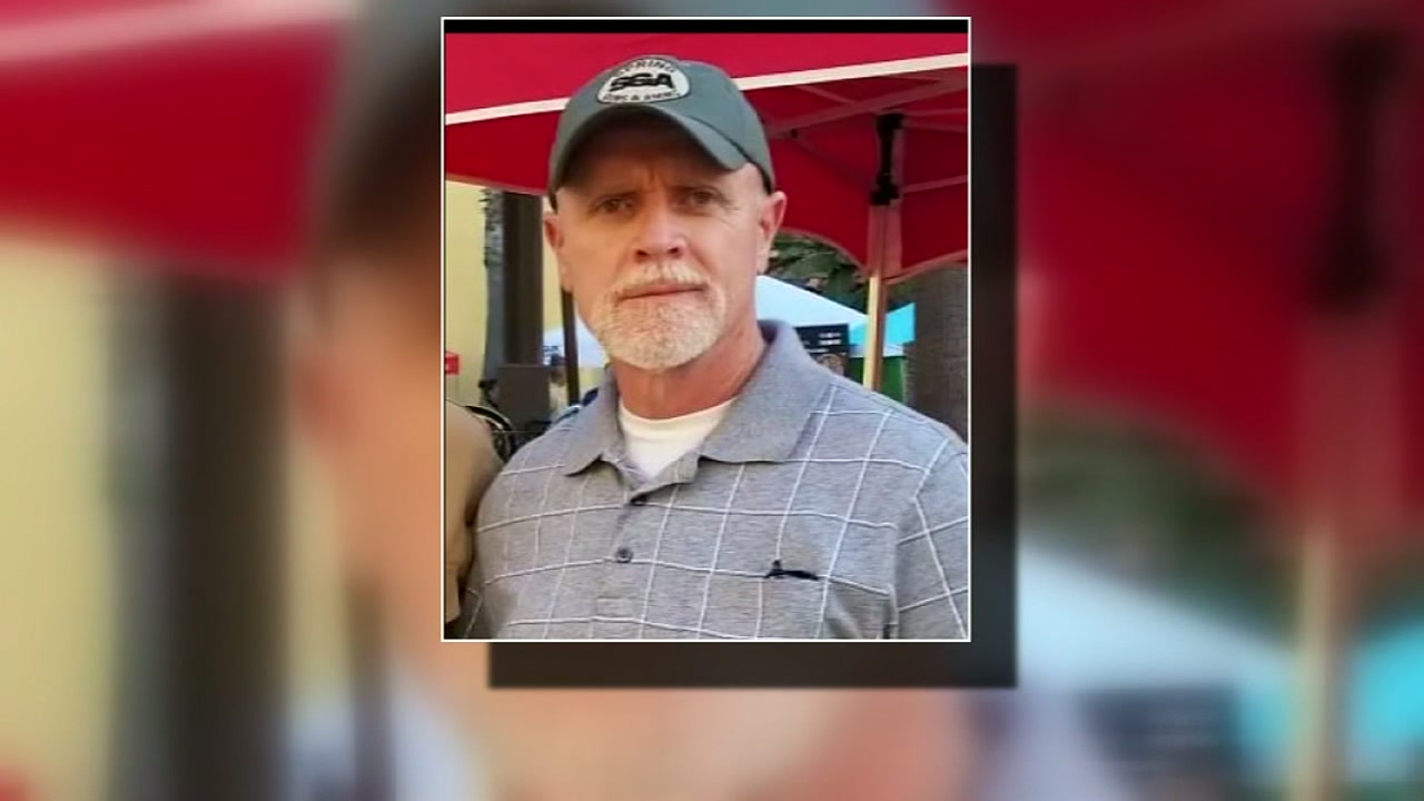 The search is intensifying for the person who killed a father and Navy veteran.