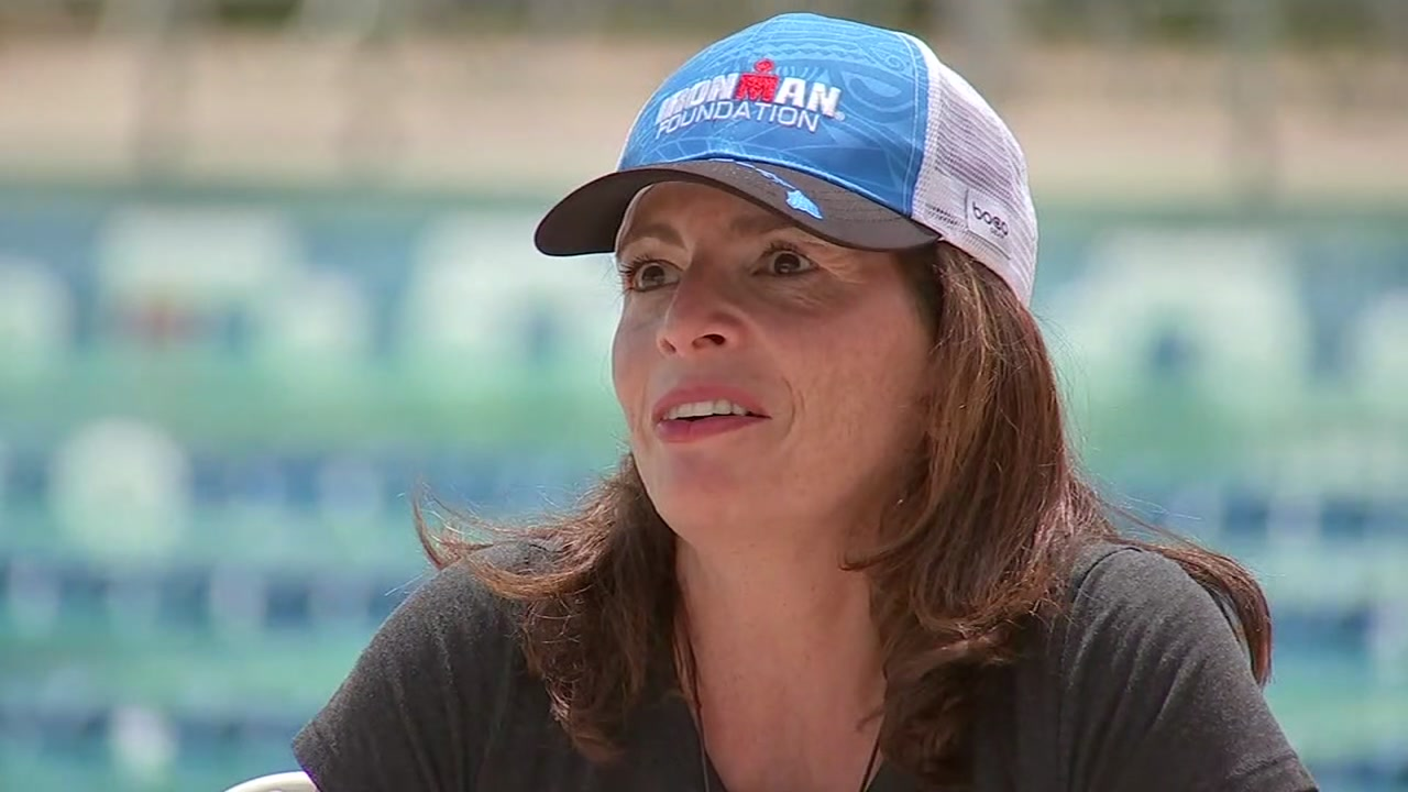 Triny Willerton is set to participate in Kona IRONMAN World Championship.