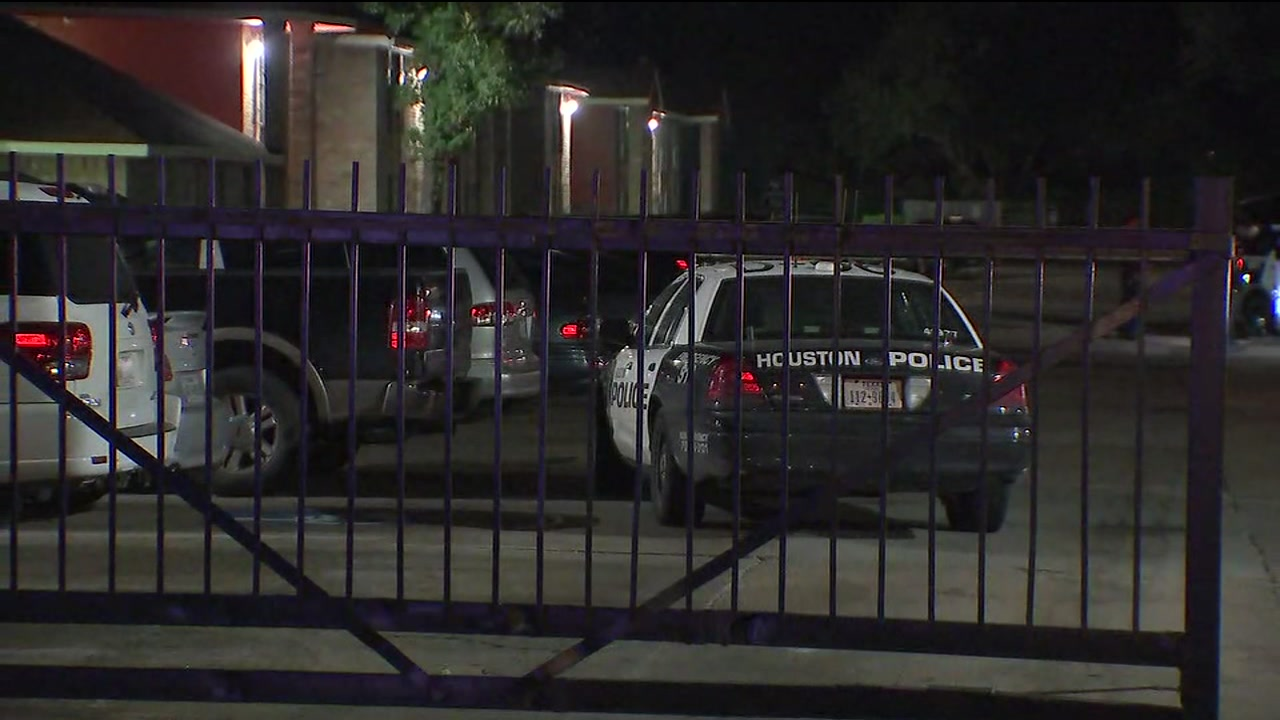 Two people stabbed during argument in northeast Houston.