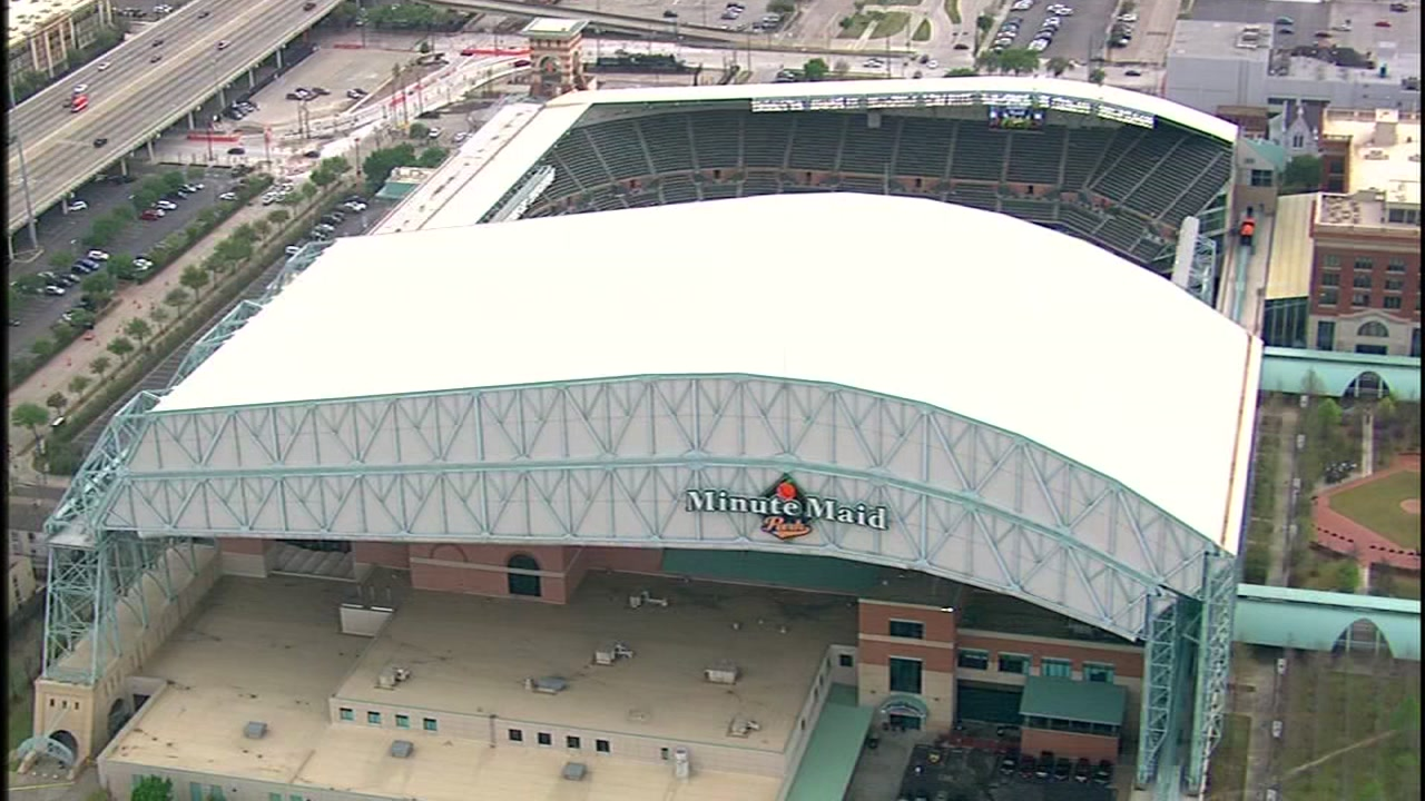 Stadiumlinks is set to transform Minute Maid Park into a golf course this November.
