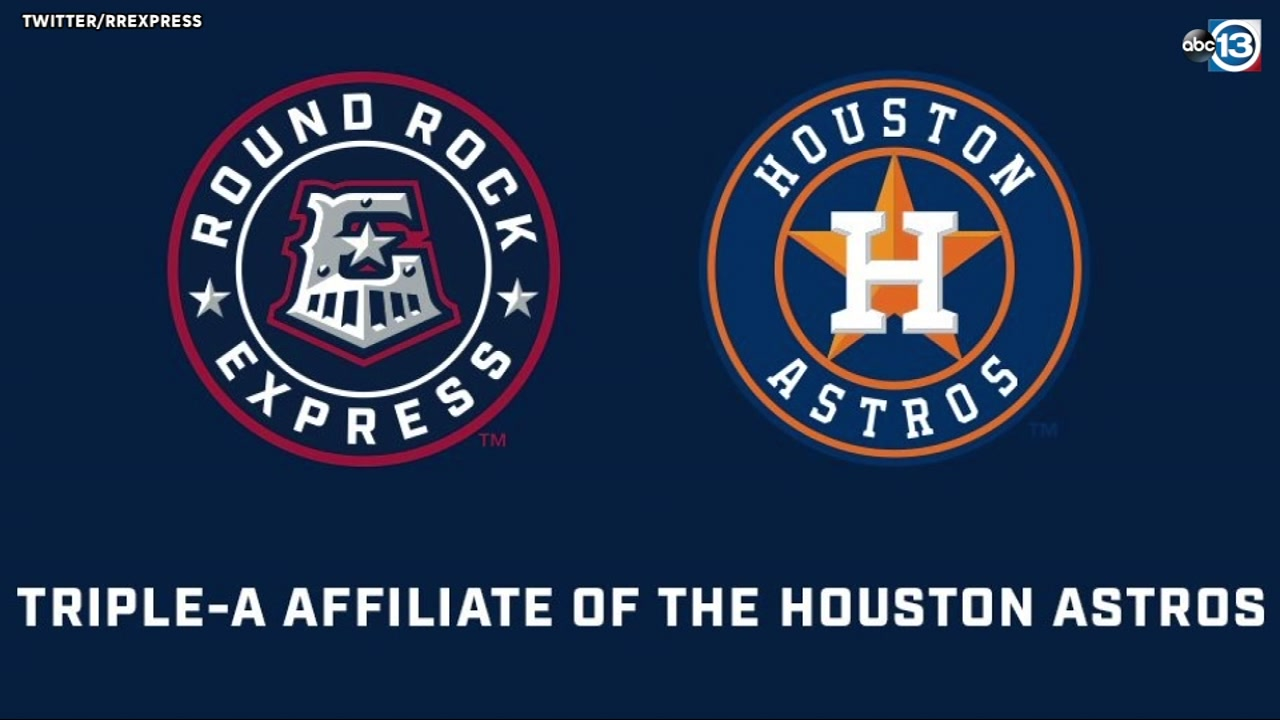 Astros tap Round Rock as Triple-A affiliate