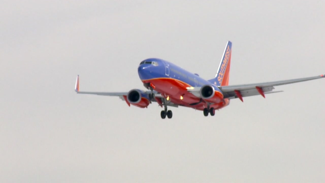 Former Southwest employee files discrimination lawsuit against Southwest Airlines.