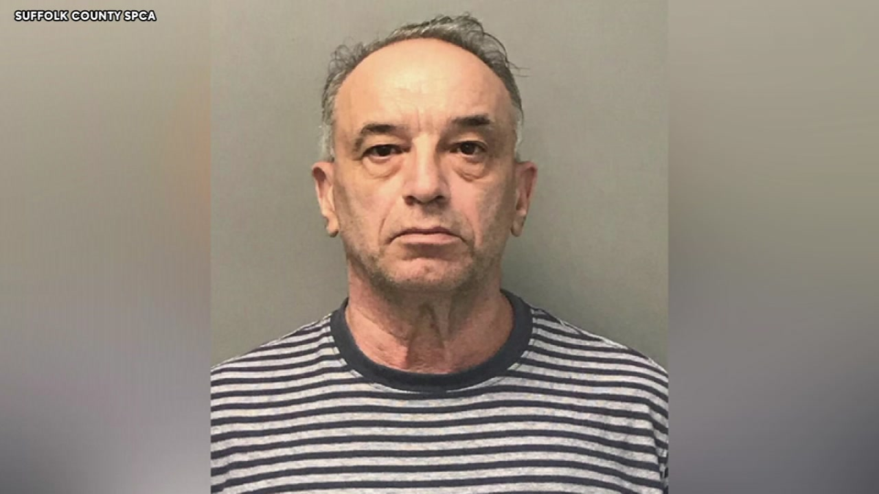 Sex offender accused of having sex with dog