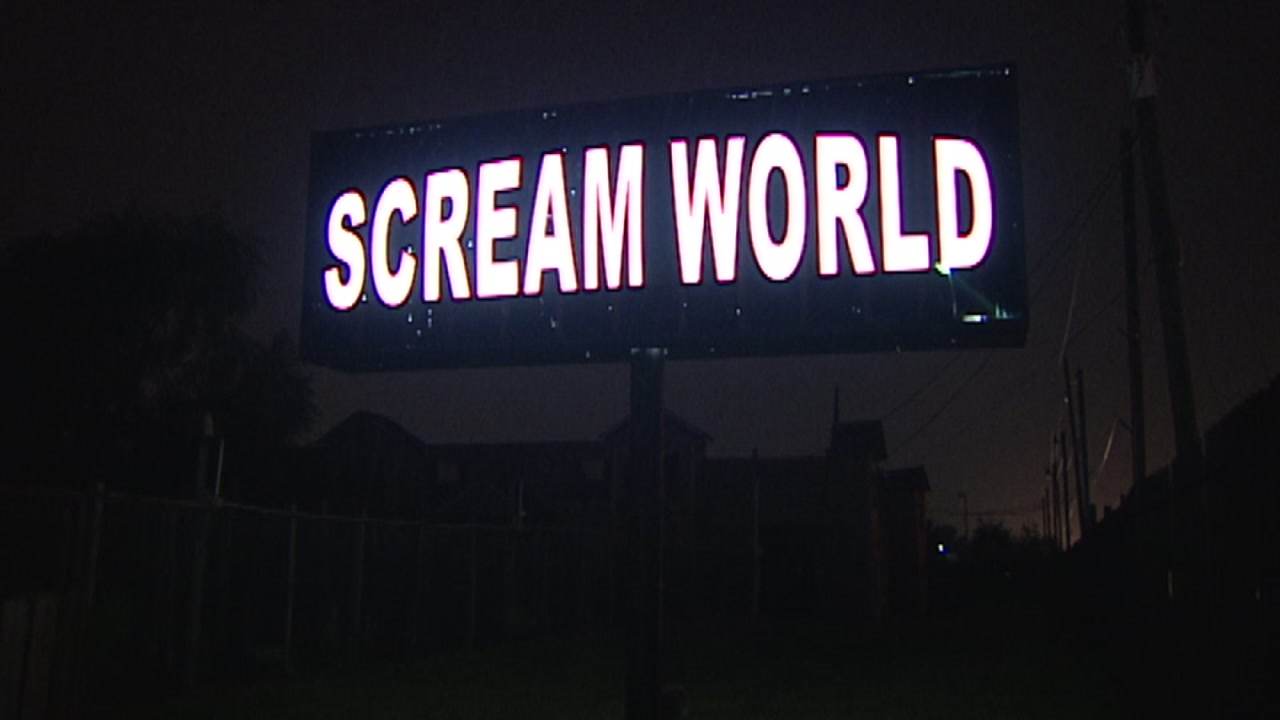 Scream World voted one of the best haunted houses in the Houston area