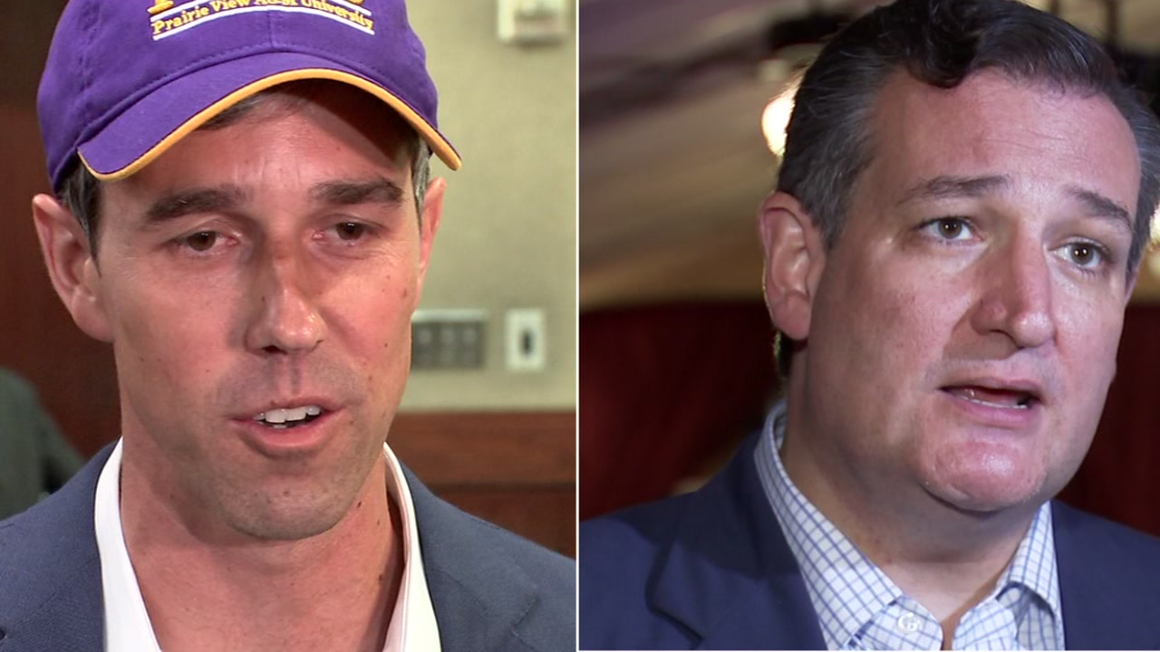 Cruz and O'Rourke set to debate in Dallas