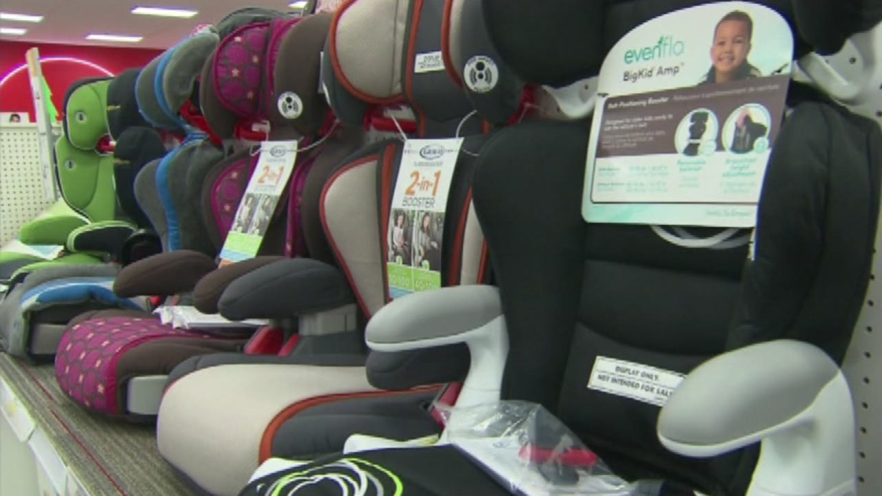CAR SEAT SAFETY: TxDOT to have certified child safety seat technicians available Saturday