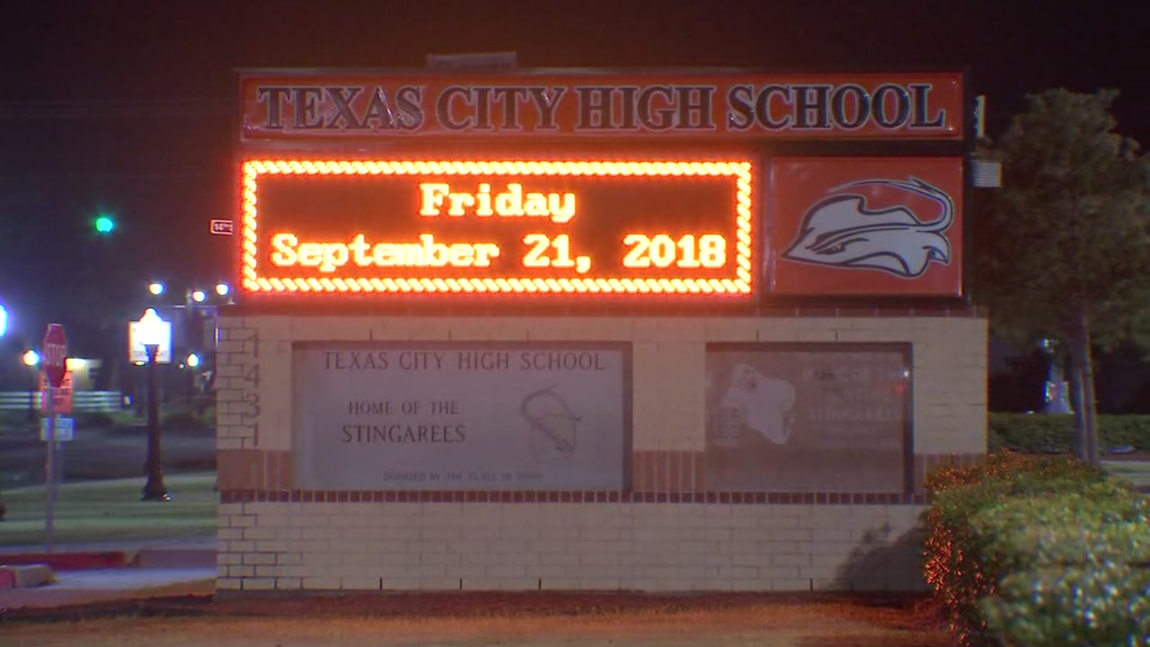 There will be extra security at Texas City High School after a threat.