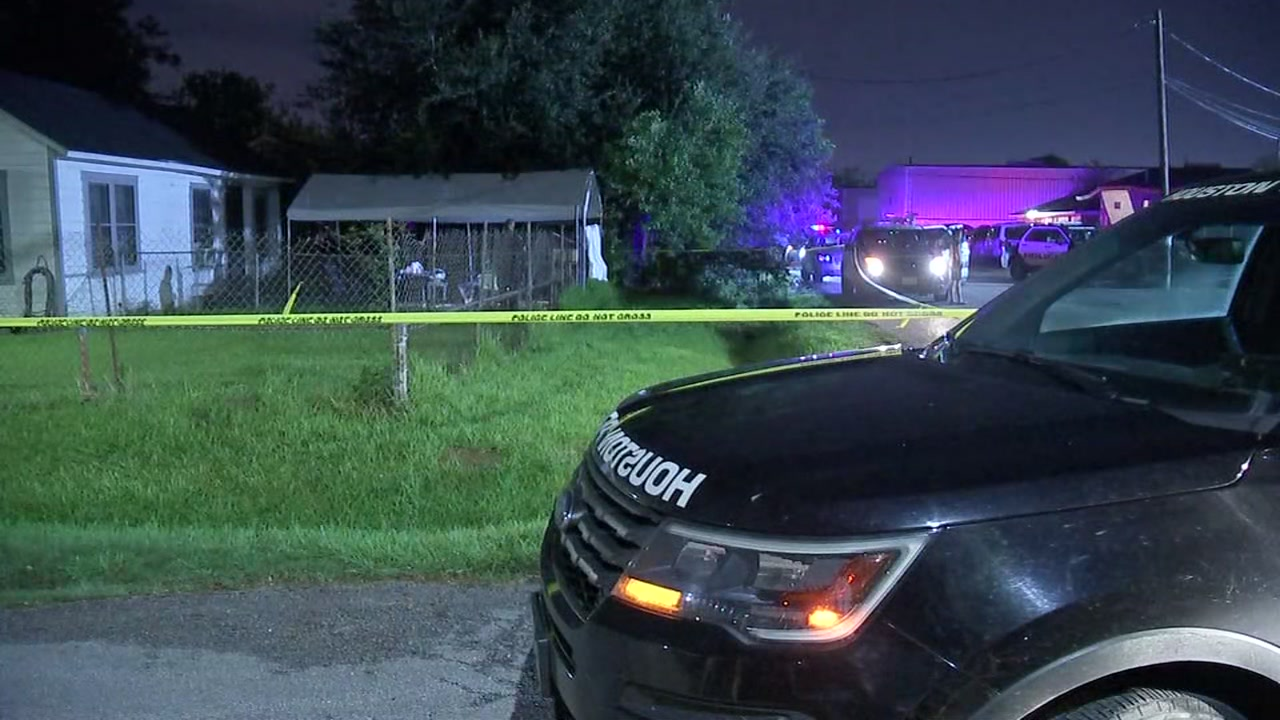 Man shot and killed at party
