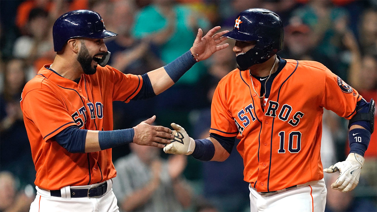 The Houston Astros store will be holding a clinch event Saturday until 3 p.m.