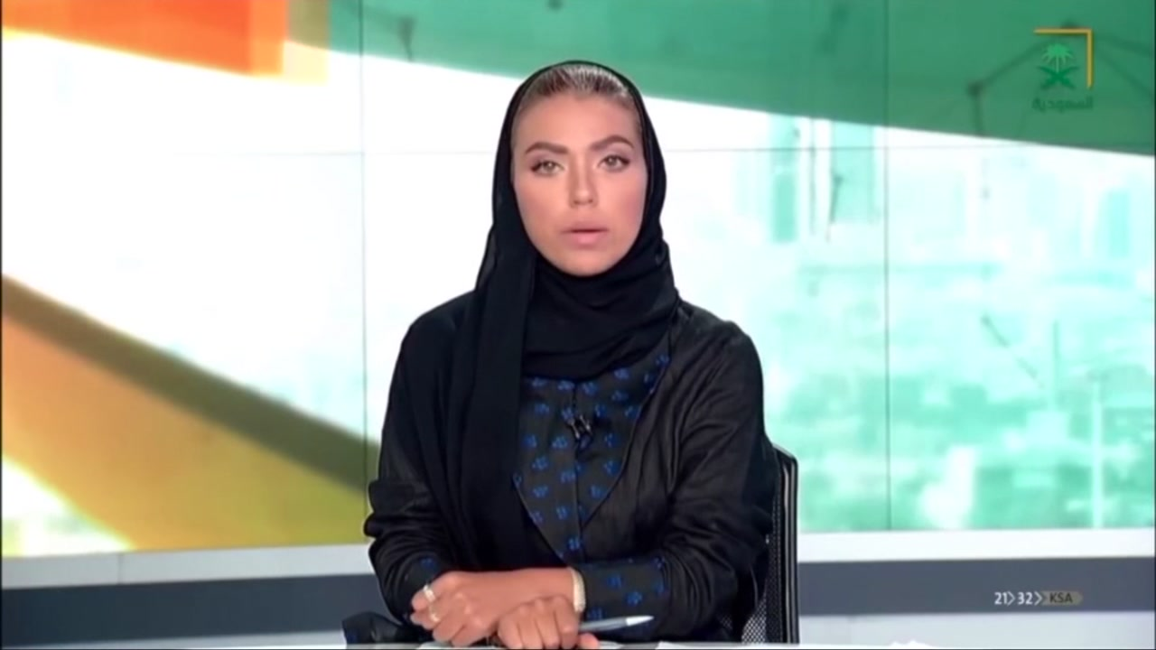 Saudi Arabia woman becomes first female to anchor key newscast in countrys history