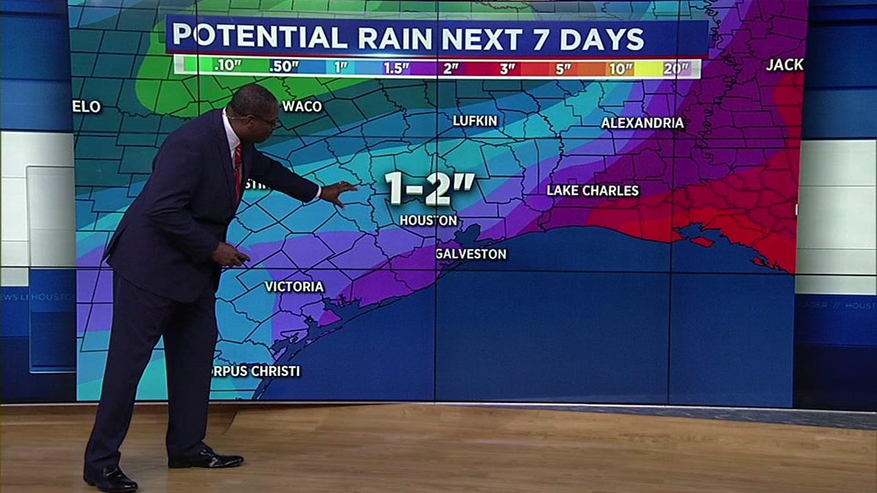 David Tillmans weather forecast