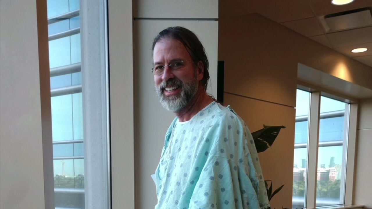 Man diagnosed with sudden death syndrome