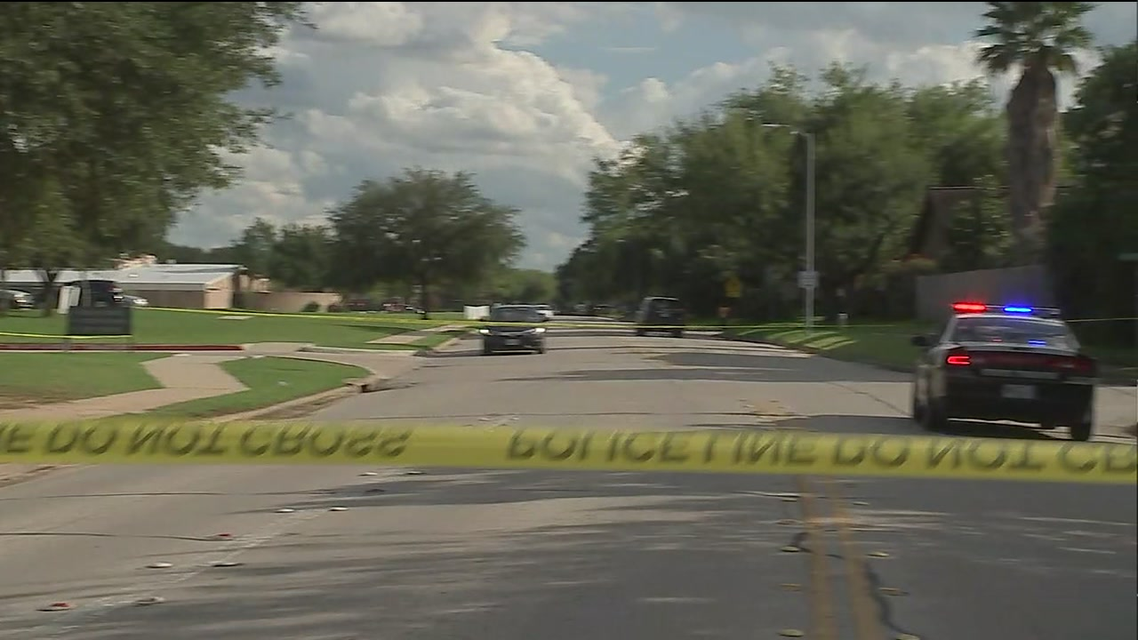 Middle school student struck by car near Cy-Fair school.
