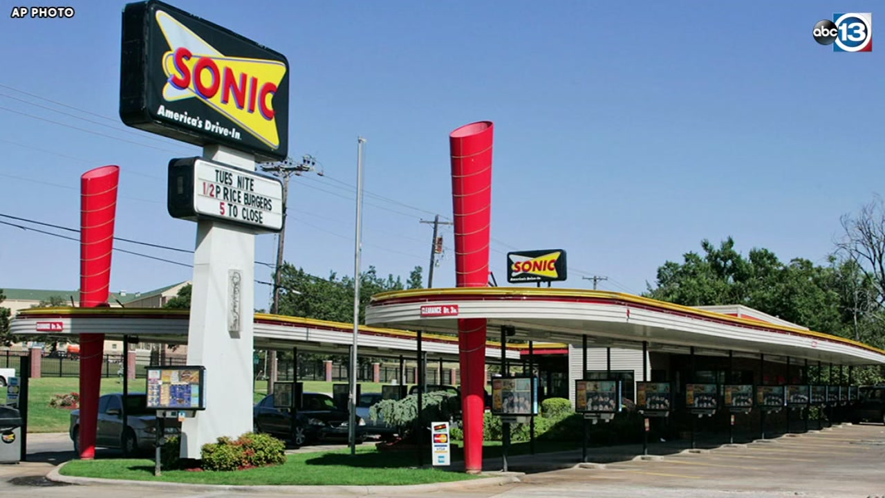 Arbys parent company to buy Sonic Drive-In chain for $2.3B