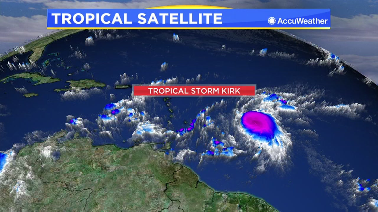 Heres the tropical weather update.