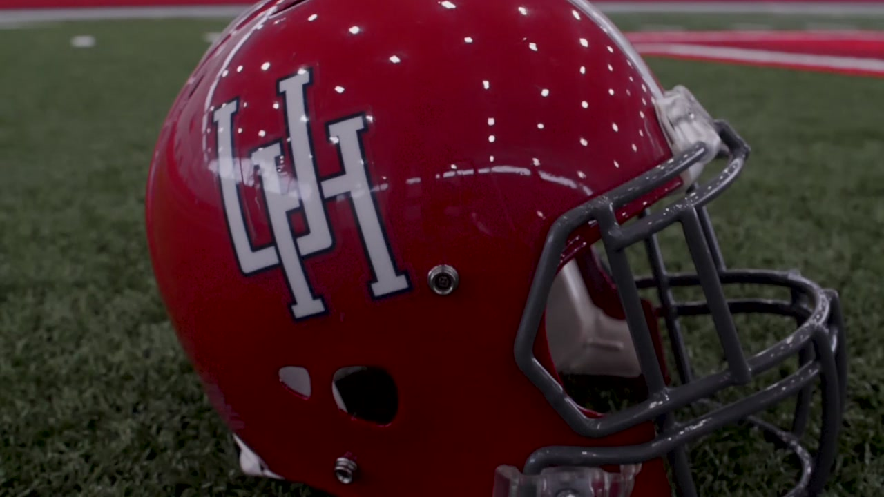 Houston will wear their Southwest Conference throwbacks for homecoming in November.