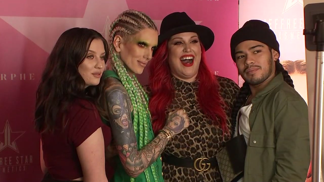 Morphe Cosmetics opens new store at Galleria location with special appearance by Jeffree Star