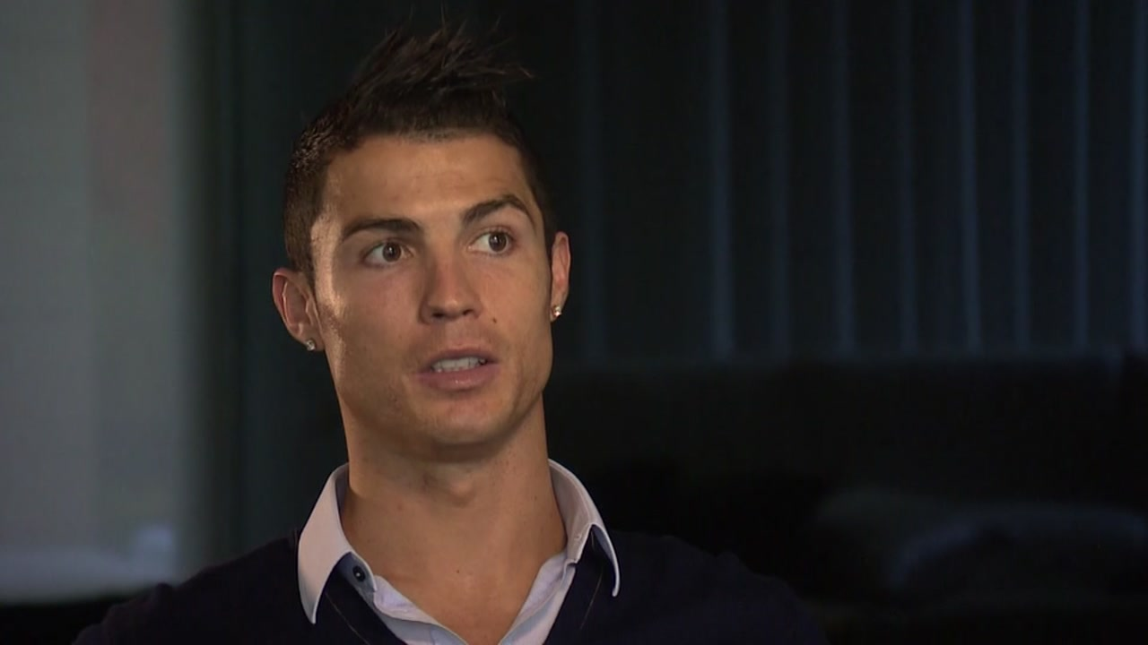 Las Vegas woman accuses soccer star Cristiano Ronaldo of rape