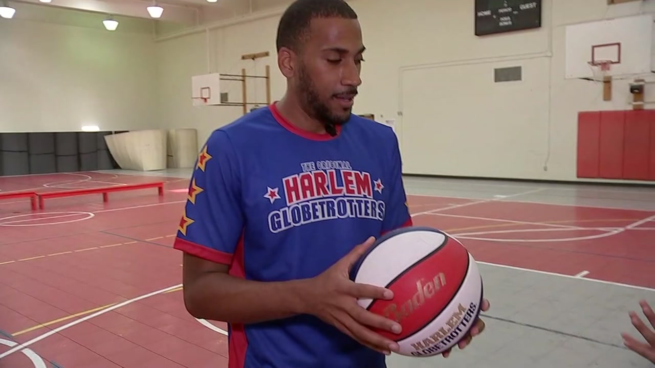 The Harlem Globetrotters Bully Prevention