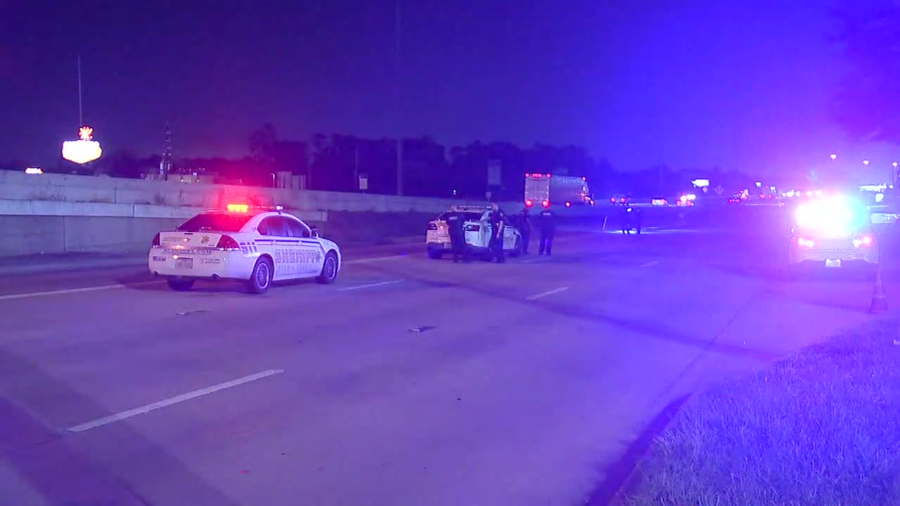 Motorcyclist killed in hit and run.