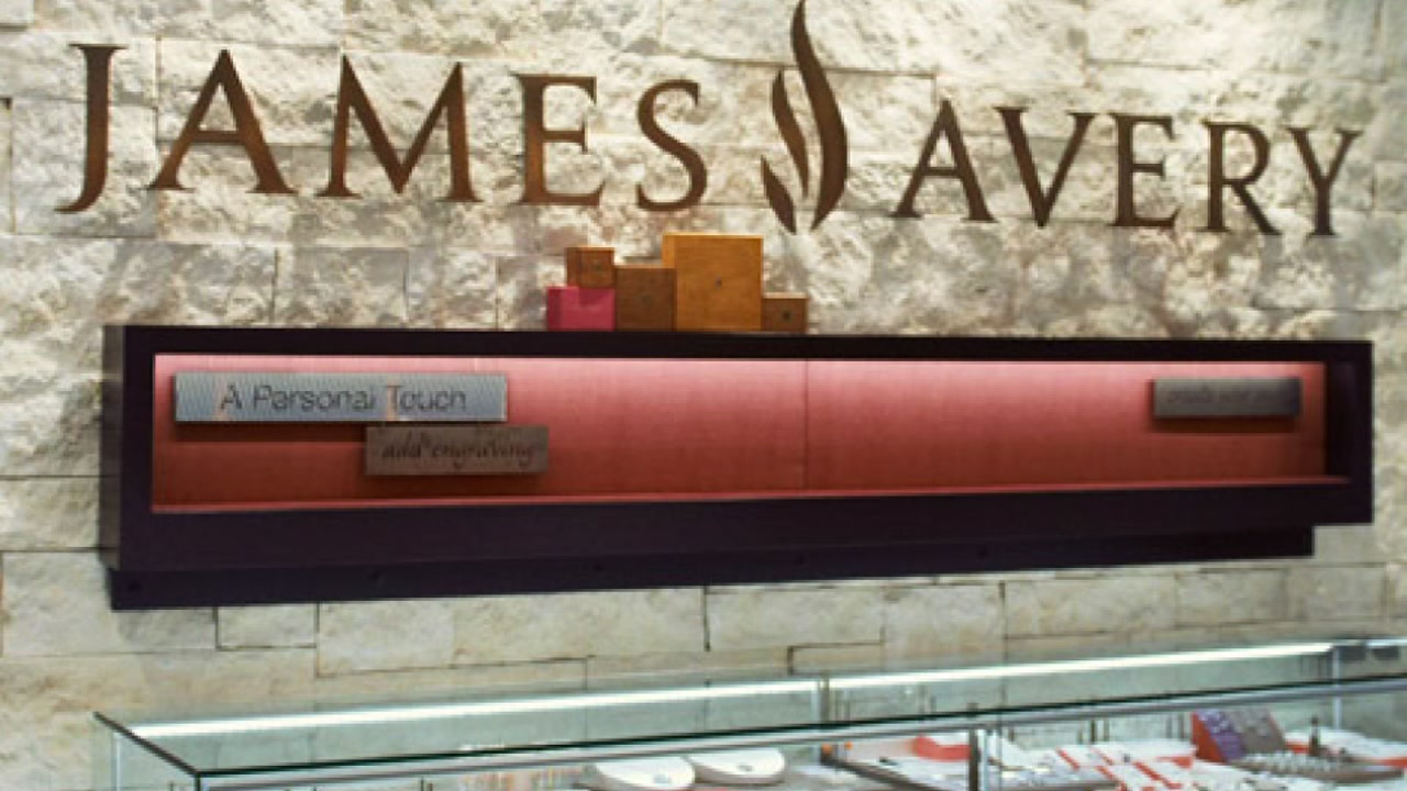 New James Avery Jewelry opening in Pasadena