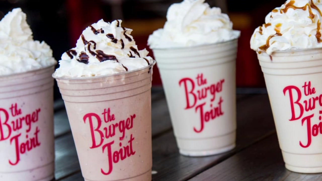 The Burger Joint offers free milkshakes for every Astros homerun