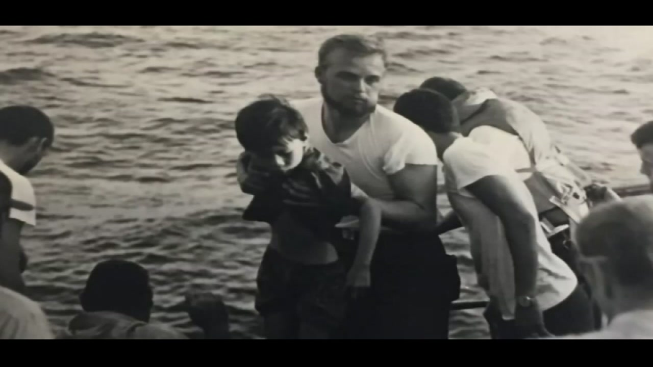 Vietnamese family reunites with U.S. Navy crew who helped them 37 years ago