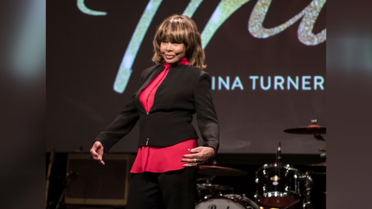 Tina Turner reveals husband gave her kidney for transplant