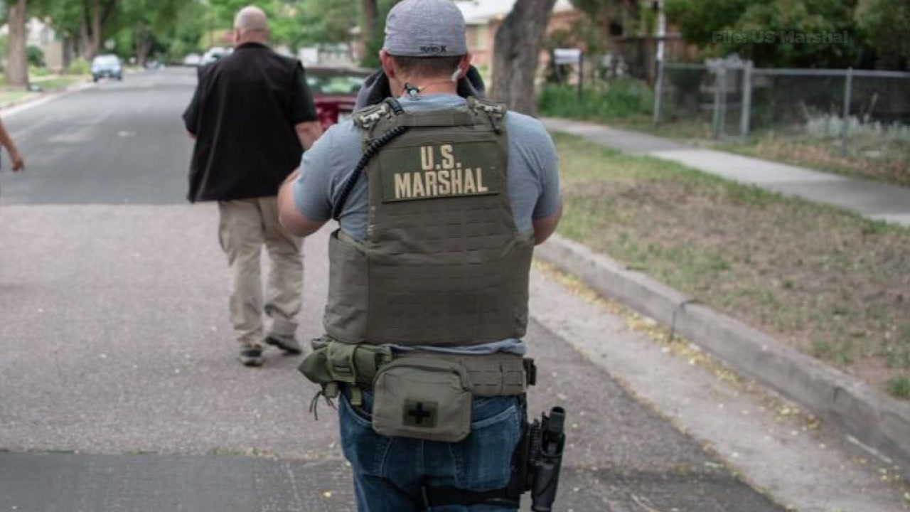 A one-day sweep by law enforcement agencies in Michigan resulted in the recovery of 123 missing children, the U.S. Marshals Service said.
