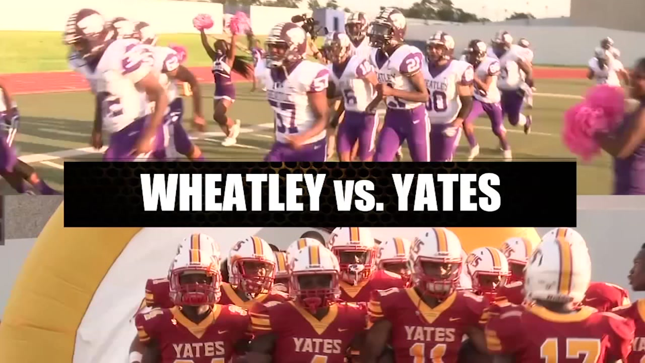Wheatley vs. Yates by the numbers