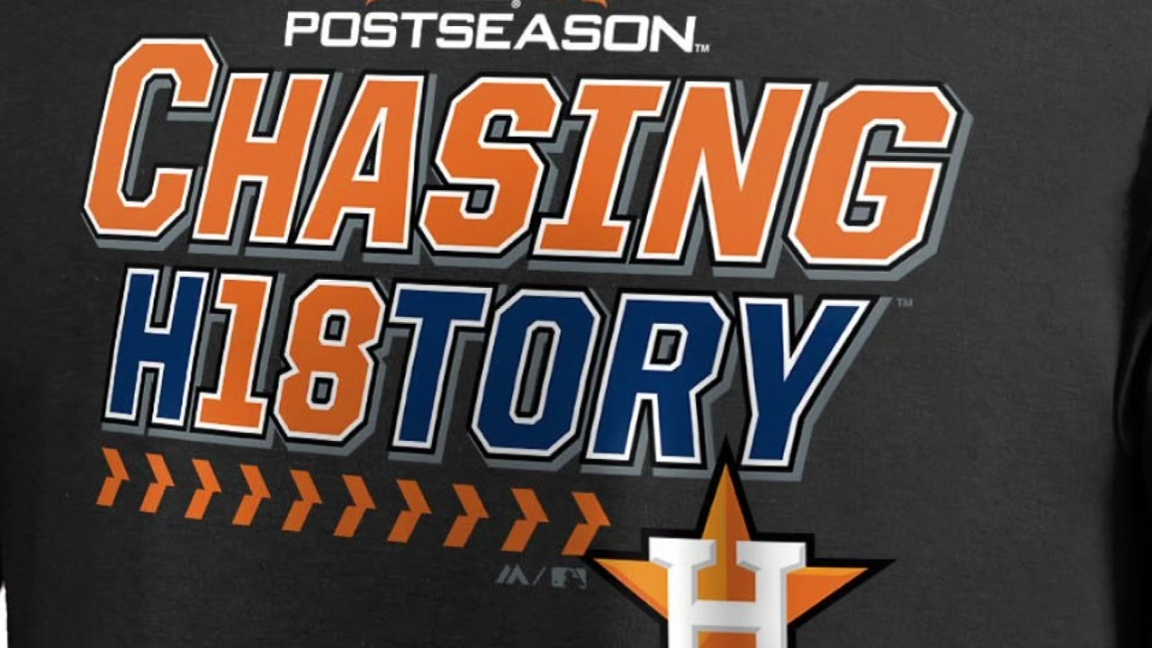 Go get em: List of hottest places to purchase Astros shirts