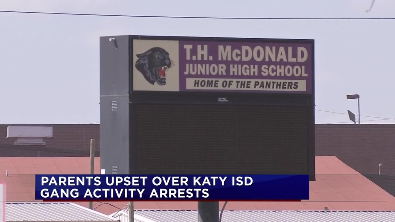 Parents voice concern after gang incident inside Katy ISD school