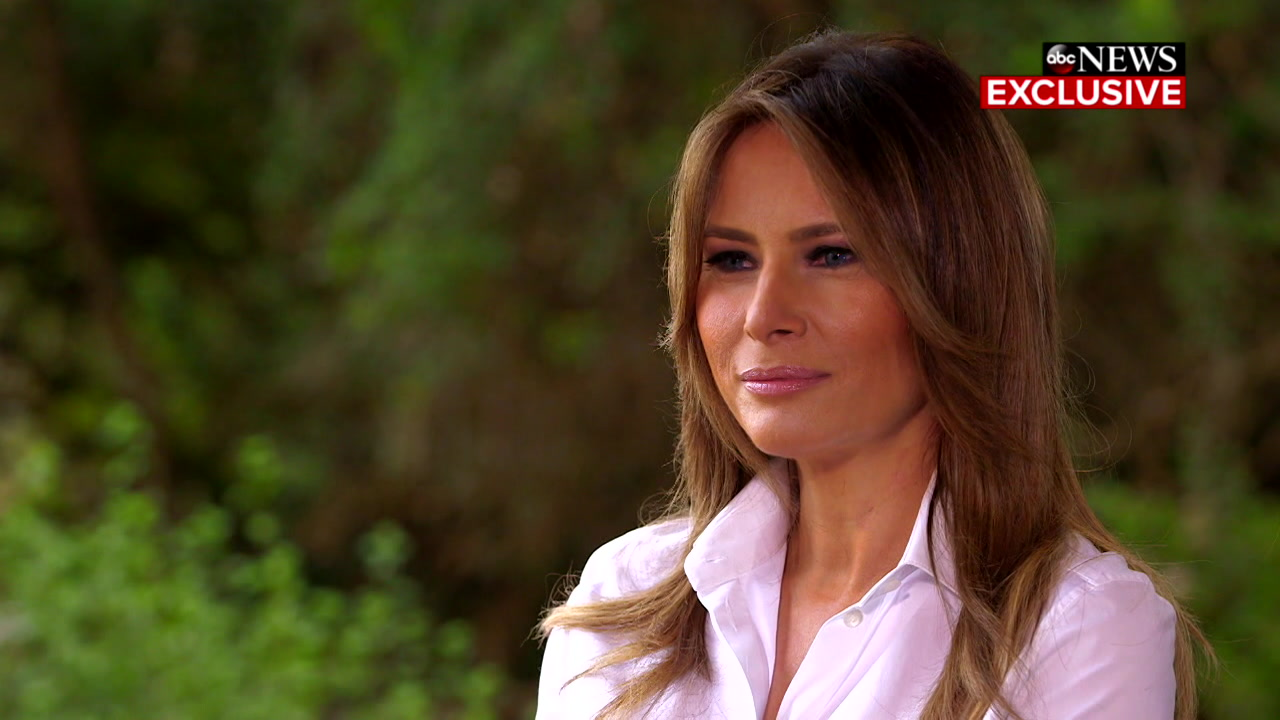 First lady has more important things to think about than Trumps alleged affairs