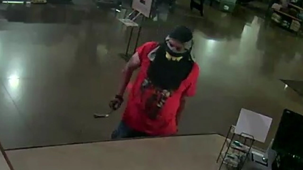 Authorities offer $10K reward after gun store robbery