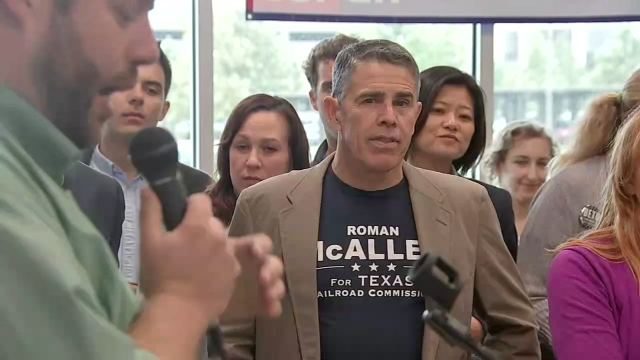 Texas Democrats touring 38 cities ahead of midterm elections