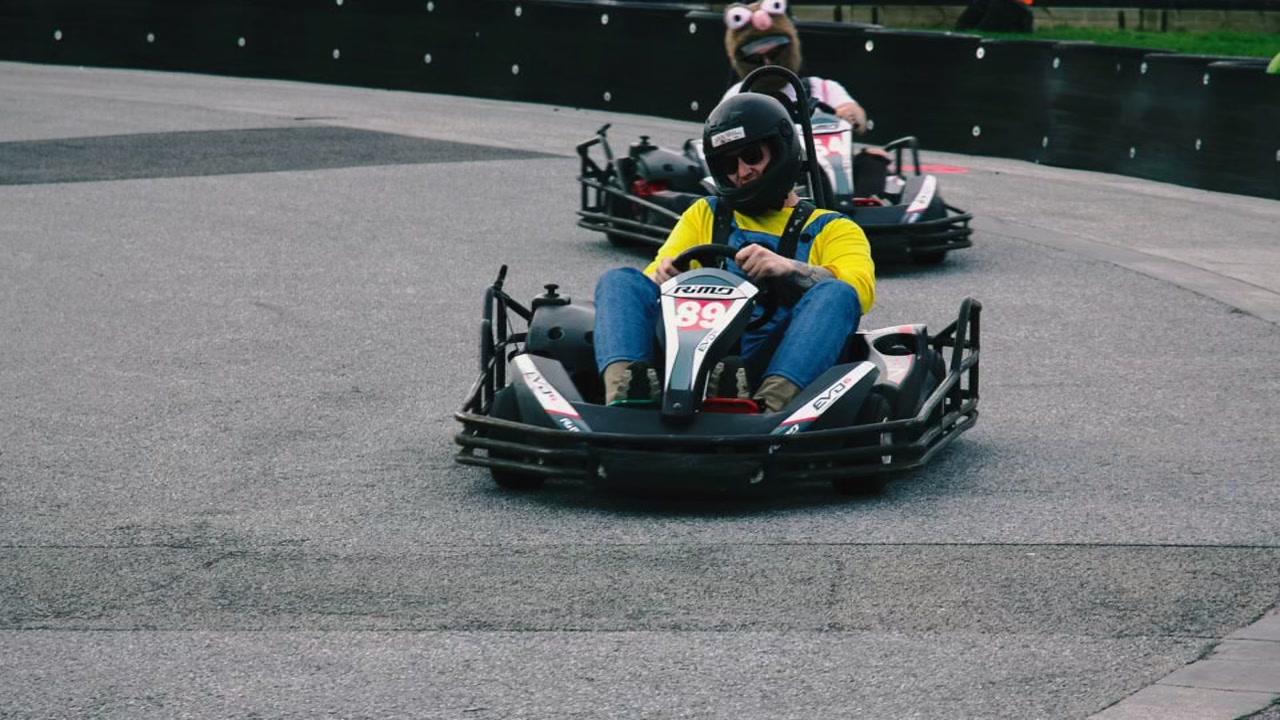 Mario Kart racing comes to Houston!