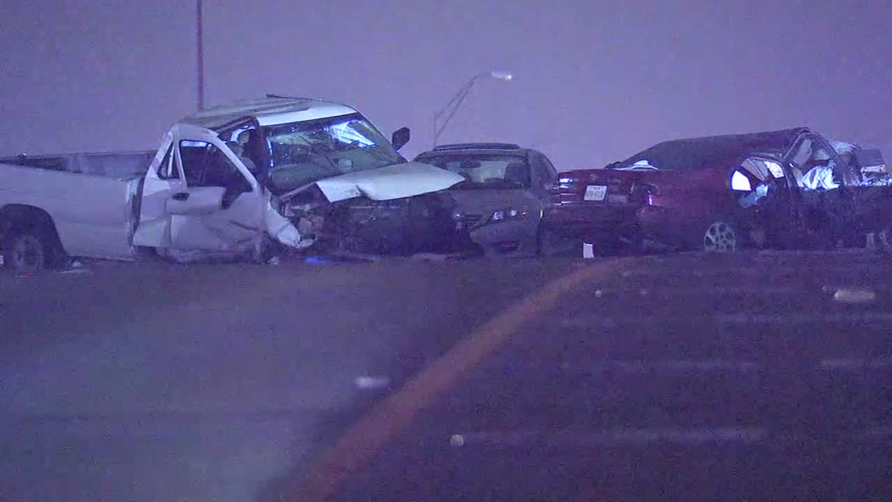Two dead after wrong-way driver causes head-on crash