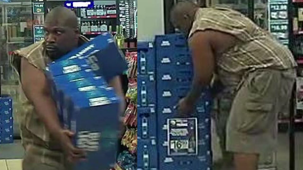 BEER BARON: Man steals 5 cases of beer from convenience store