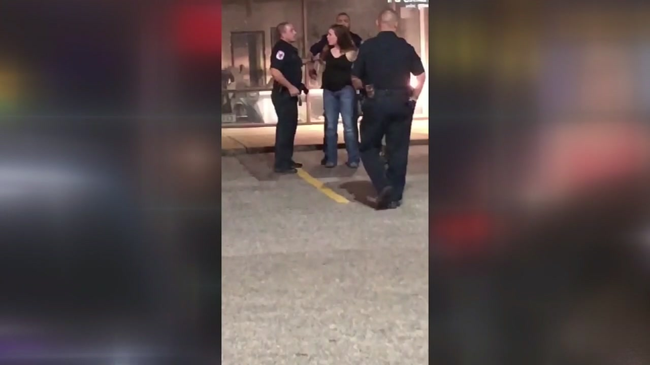 Cell phone video showing arrest outside of Baytown sports bar goes viral